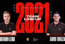 eSports: Formel 1 eSports: Ferrari wildert bei Mercedes! Superstar weg