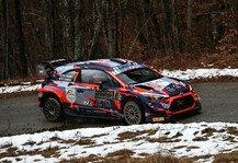 WRC: WRC Hybrid-Regeln: Toyota, Hyundai, M-Sport garantieren Start