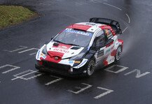 WRC: WRC Rallye Monte-Carlo 2021 live: Rovanperä führt