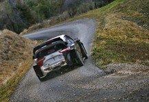 WRC: WRC Rallye Monte-Carlo 2021 live: Aus für Tänak, Ogier führt