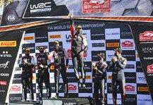 WRC: WRC Rallye Monte-Carlo 2021: Live-Ticker-Nachlese