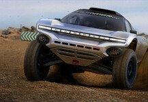 Formel E: US-Ikone HUMMER steigt in neue Extreme E ein