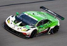 IMSA: IMSA, 24h Daytona: GRT Grasser Racing Team mit Top-Ausgangslage