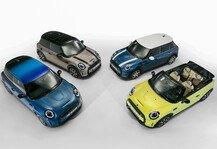 Auto: Nächste Generation MINI 3-Türer, 5-Türer und Cabrio ab März