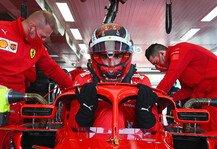 Formel 1: Unfall beim 18-Zoll-Reifentest? Sainz wimmelt Gerüchte ab
