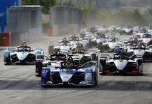 Formel E: Formel E Live-Ticker Saudi-Arabien 2021: Saisonstart in Diriyah
