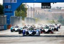 Formel E: Formel E 2021: TV-Übertragung, ran-Livestream aus Saudi-Arabien