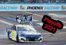 NASCAR: NASCAR 2021 Kansas II: Vorschau zum 8. Playoff-Rennen