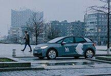 Auto: Carsharing: WeShare startet Angebot mit 400 VW ID.3 in Hamburg