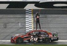 NASCAR: NASCAR 2021 Daytona 253: Christopher Bell holt Road-Course-Sieg