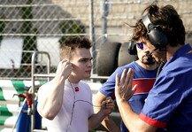 Formel 2: Nächster Deutscher in der Formel 2: David Beckmann steigt auf