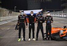 Sportwagen: Rene Binder und G-Drive Racing feiern ALMS-Titel in Abu Dhabi