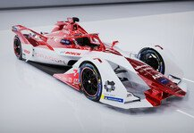 Formel E: Bosch entwickelt Formel-E-Motor: Dragon-Team als neuer Partner