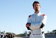 IndyCar: Romain Grosjean gibt Comeback: IndyCar lässt Bizeps brennen