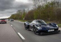 DTM: Aston Martin verklagt Unternehmen wegen Valkyrie-Zahlungen
