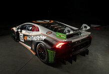 24 h Nürburgring: 24h Nürburgring: Lamborghini-Team FFF mit Star-Fahreraufgebot
