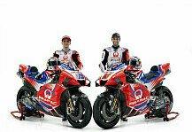 MotoGP: MotoGP: Zarco und Martin erstmals in Pramac-Farben