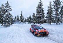 WRC: WRC Arctic-Rallye Finnland 2021: Tänak führt nach Etappe 1
