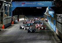 Formel E: Formel E: De Vries beschert Mercedes Sieg in Saudi-Arabien