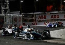 Formel E: Formel E: Mercedes erhält Startfreigabe nach Mortara-Unfall