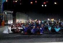 Formel E: Formel E Live-Ticker: Alex Lynn nach Unfall im Krankenhaus