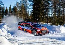 WRC: WRC Arctic-Rallye Finnland 2021: Tänak führt, enges Duell um P2