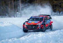 WRC: WRC Arctic-Rallye Finnland 2021: Tänak siegt vor Rovanperä