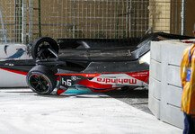 Formel E: Lynn, Mortara, Abt: Die heftigsten Unfälle in der Formel E