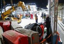Formel E: Formel E 2021 in Riad: Mehr Dramen als Rennrunden