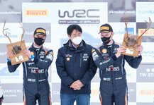 WRC: WRC Arctic-Rallye Finnland 2021 im News-Ticker