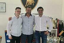 ADAC GT Masters: GRT Grasser Racing Team fixiert Line-up mit Schmid & Ortmann