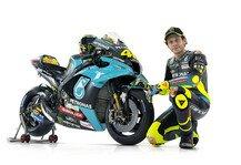 MotoGP: Valentino Rossi: So sieht seine neue Petronas-Yamaha aus