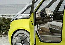 Auto: Futuristischer VW ID.Buzz soll zum autonomen Elektrotaxi werden