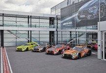 DTM: Mercedes-AMG mit mindestens sieben GT3-Autos in der DTM 2021