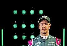 Formel 1: Vettel kontert Kritik: Über 50 Formel-1-Siege nur Mittelmaß?