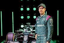 Formel 1: Formel 1: Aston Martin begrüßt Sebastian Vettel mit Lobeshymnen