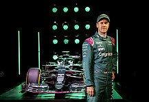 Formel 1: Formel 1, MSM-Dreamteam: Vettel die beste Wahl für Aston Martin