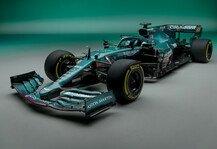 Formel 1: Große Ziele bei Vettel-Team: Aston Martin will Formel-1-Titel