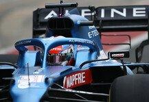 Formel 1: Alonso trotz Unfall fitter denn je: Ocon fürchtet harten Gegner