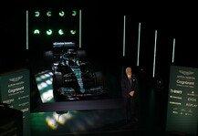 Formel 1: Stroll feiert Vater: Hat mit Aston Martin unglaubliche Vision