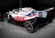 Formel 1: Haas präsentiert Mick Schumachers erstes Formel-1-Auto
