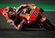 MotoGP: MotoGP-Test: Stefan Bradl mischt erneut vorne mit