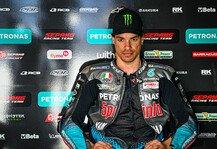MotoGP: MotoGP - Franco Morbidelli: Knie-Operation am Freitag