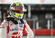 Formel 1: Formel 1: Danner fürchtet Motivationsmangel bei Mick Schumacher