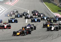 Formel 2: Formel 2 und Formel 3: Neuer Rennkalender für 2022 offiziell