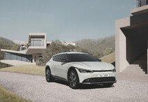 Auto: Kia, EV6: Elektroauto kommt im zweiten Halbjahr in den Handel