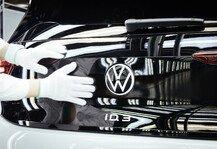 Auto: Doch kein 'Voltswagen': VW löst verfrühten Aprilscherz auf