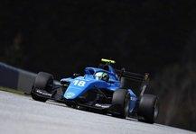 Formel 3: Formel 3 Test: Collet mit Streckenrekord bei Correa-Comeback