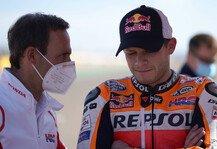 MotoGP: Bradls Einsätze unfairer Vorteil? Hondas Puig: Lächerlich!