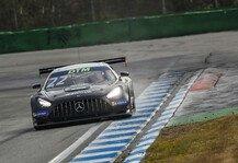 DTM: DTM-Test Hockenheim: Sechs Mercedes führen Zeitenliste an